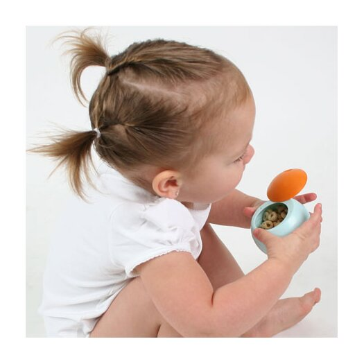 Boon Baby Feeding 6-Ounce Snack Ball Snack Container