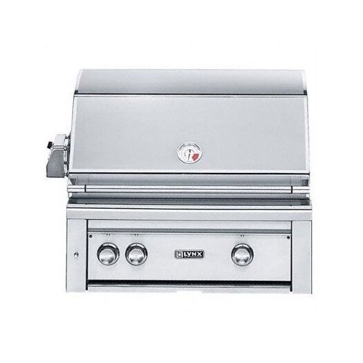 "Lynx 30"" Professional Built-In Grill with Rotisserie"