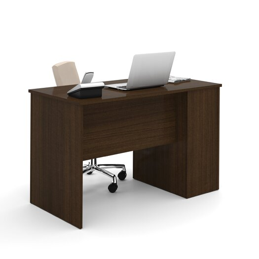 Bestar Acton Computer Desk with Storage | AllModern