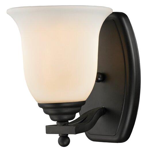 Z-Lite Lagoon 1 Light Vanity Light