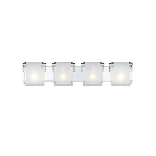 Z-Lite Zephyr 4 Light Vanity Light
