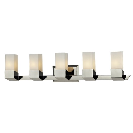 Z-Lite Zen 5 Light Vanity Light