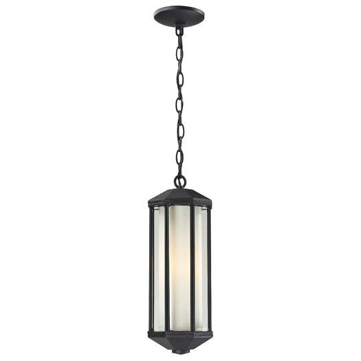 Z-Lite Cylex 1 Light Outdoor Hanging Lantern