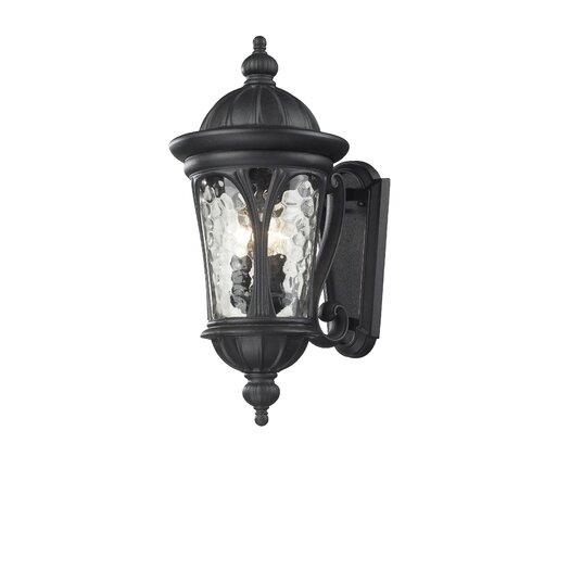Z-Lite Doma 3 Light Wall Lantern