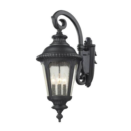 Z-Lite Medow 4 Light Wall Lantern