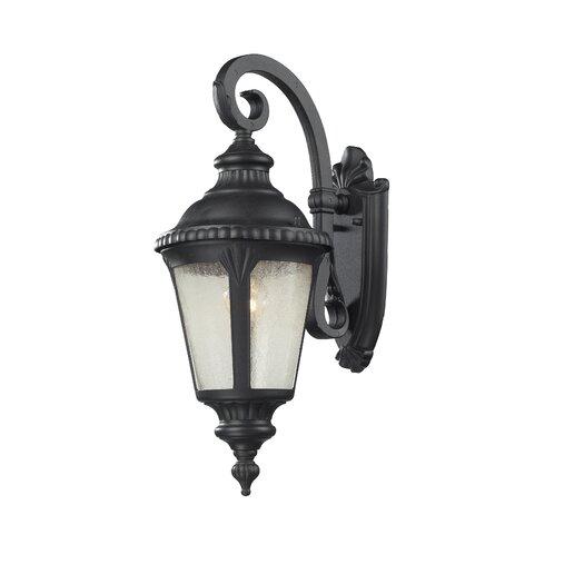Z-Lite Medow 1 Light Wall Lantern
