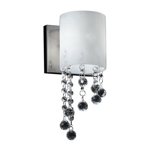Z-Lite Jewel 1 Light Wall Sconce