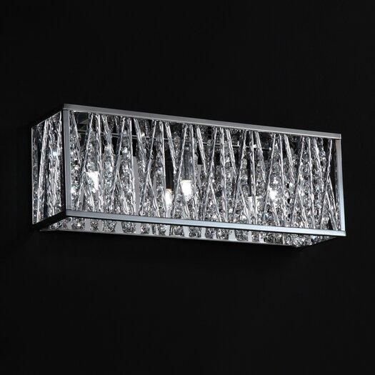 Z-Lite Terra 3 Light Vanity Light