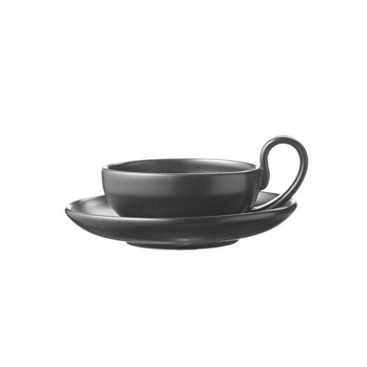 Kähler Storia Tea Cup with Saucer