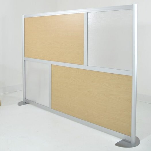 "LOFTwall 53"" x 76"" Modern Room Divider"
