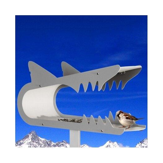 Piep Show Safari Shark Bird Feeder