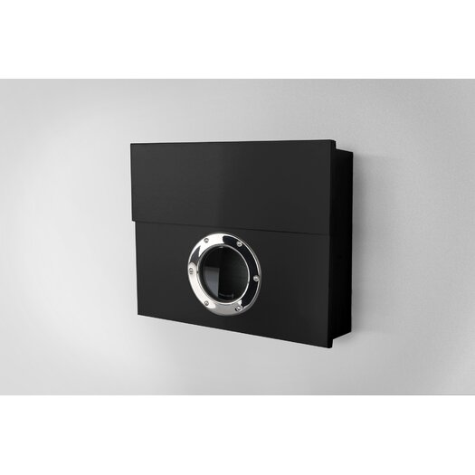 Radius Design Letterman Wall Mounted Mailbox