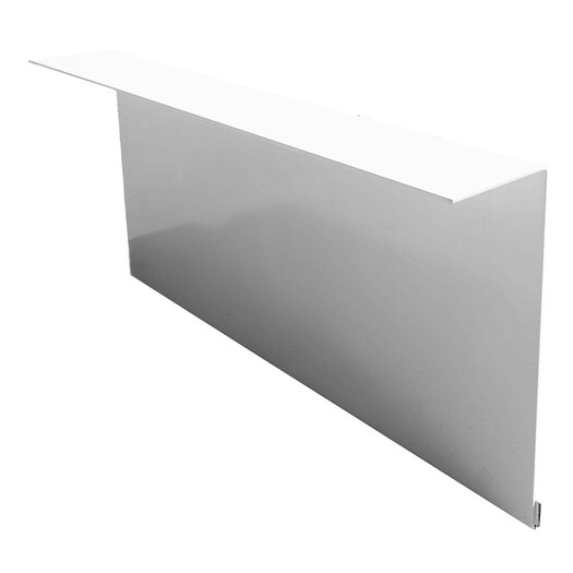 Radius Design 4 Inside and Out Stainless Fireplace Armrest