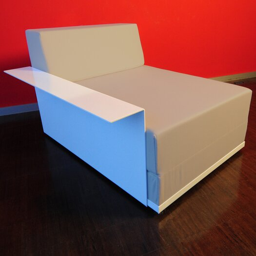 Radius Design Element One-Armed Chair with Pull Out Bed