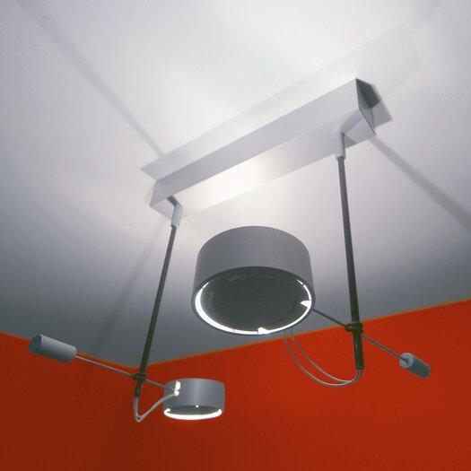 Absolut Lighting Absolut 2 Light Ceiling Light Pendant