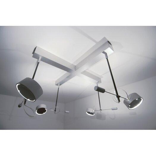 Absolut Lighting Absolut 4 Light Ceiling Light Pendant