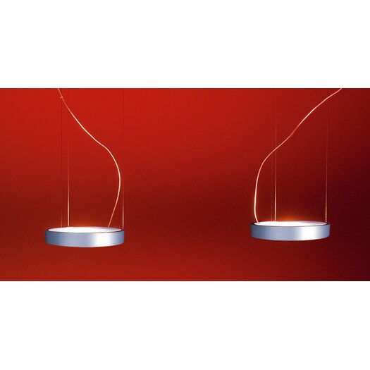 Absolut Lighting Aluring 2 Light Pendant