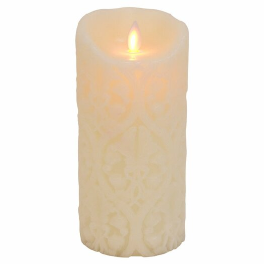 """Boston Warehouse Trading Corp Mystique 7"""" Flameless Candle"""