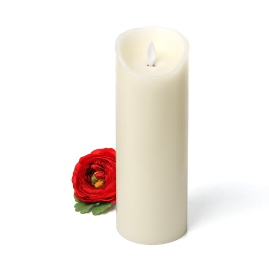 """Boston Warehouse Trading Corp Mystique 9"""" Flameless Candle"""