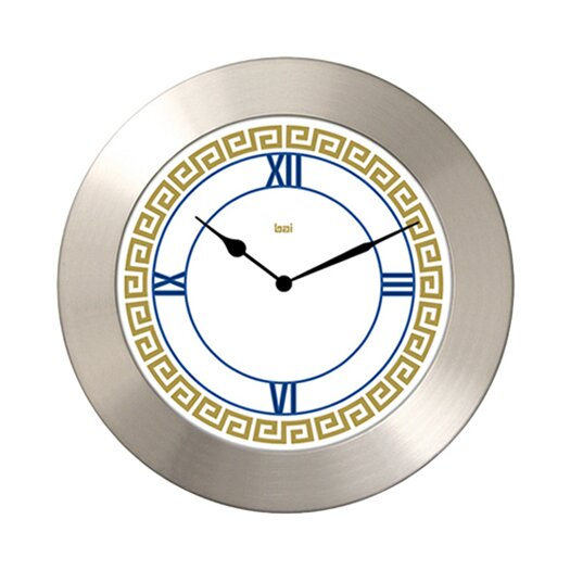 """Bai Design 12"""" Athens Wall Clock"""