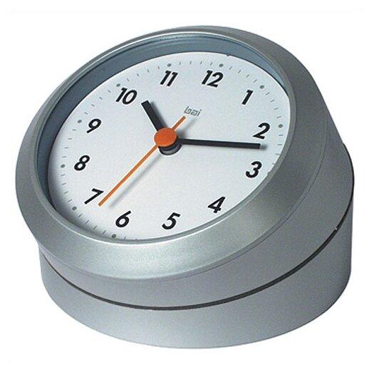 Bai Design Twister Convertible Modern Wall and Desk Clock