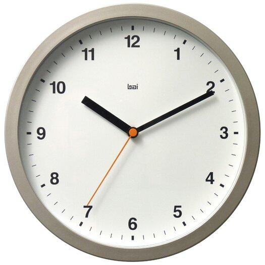"""Bai Design 10"""" Designer Wall Clock"""