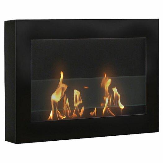 Anywhere Fireplaces Anywhere Fireplaces SoHo Wall Mount Bio Ethanol Fireplace
