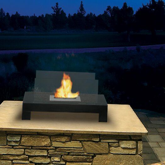 Anywhere Fireplaces Anywhere Fireplaces Bio Ethanol Tabletop Fireplace