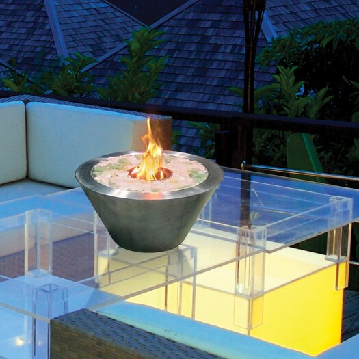 Anywhere Fireplaces Anywhere Fireplaces Glass Gel Tabletop Fireplace
