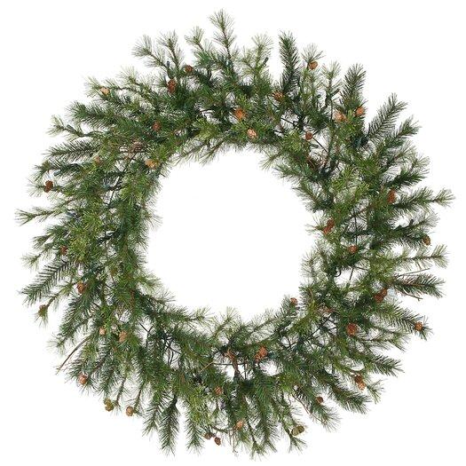 "Vickerman Mixed Country Pine 60"" Wreath"