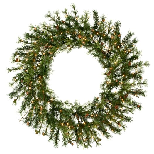 Vickerman Co. Mixed Country Pine Wreath