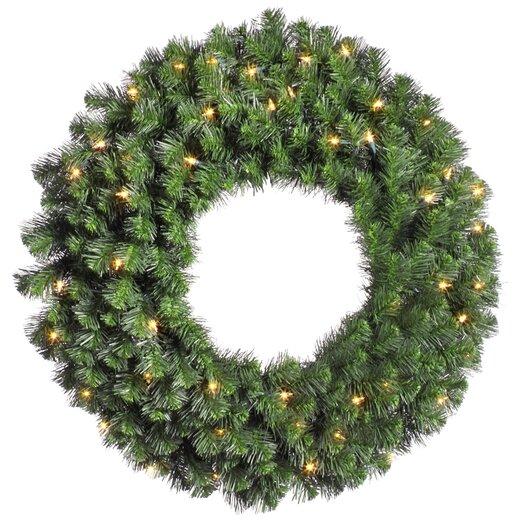 Vickerman Co. Douglas Fir Wreath