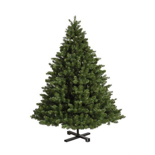 Vickerman Grand Teton 7.5' Green Artificial Christmas Tree