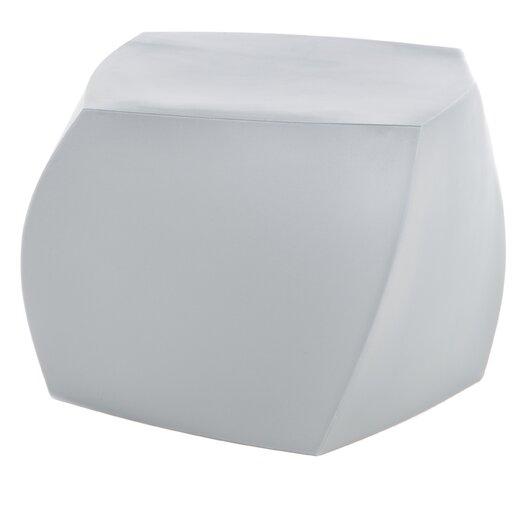 Heller Frank Gehry Left Twist Cube Ottoman