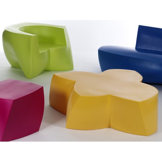 Heller Frank Gehry Color Easy Lounge Chair
