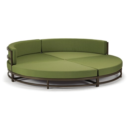 Tropitone Cabana Club Sectional with Cushions