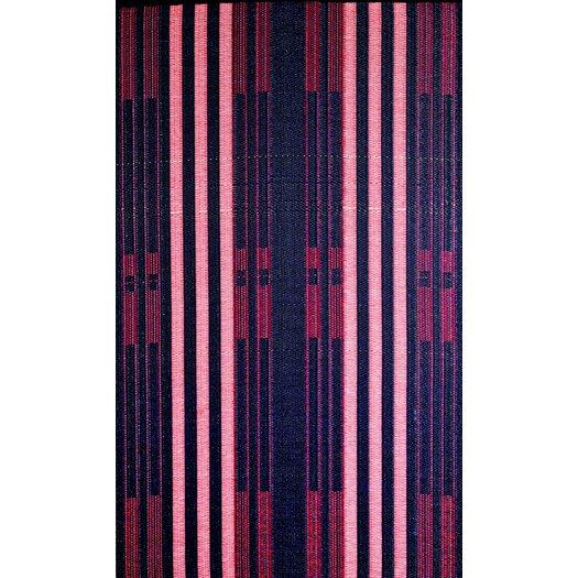 b.b.begonia Brick Lane Reversible Design Blue/Red Outdoor Area Rug