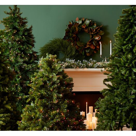 National Tree Co. 7.5' North Valley Spruce Artificial Christmas Tree