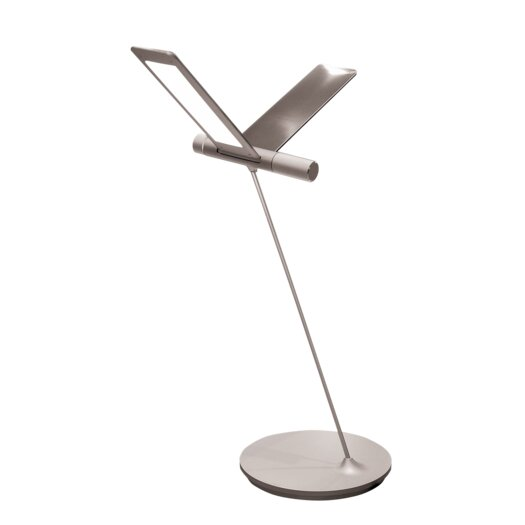 "QisDesign Seagull 24.8"" H Table Lamp with Novelty Shade"