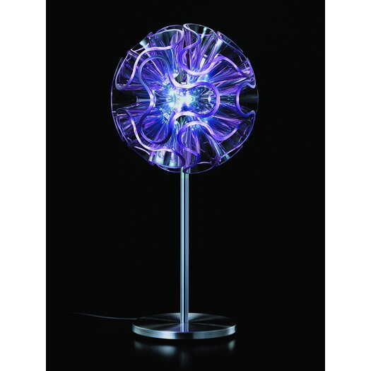 """QisDesign Coral 17.72"""" H Table Lamp with Novelty Shade"""