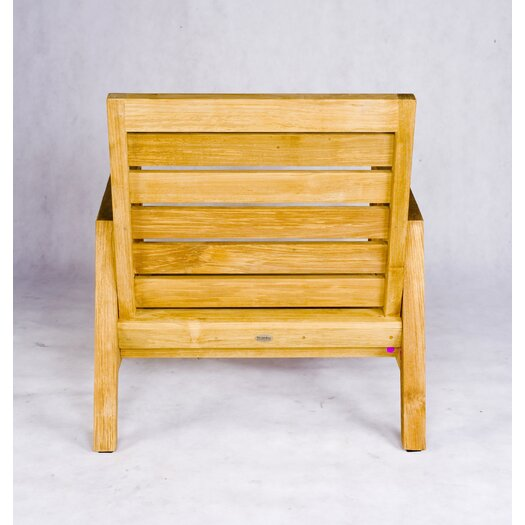 Les Jardins Teak Stafford Arm chair