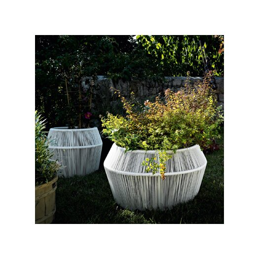 Varaschin Loop Round Urn Planter