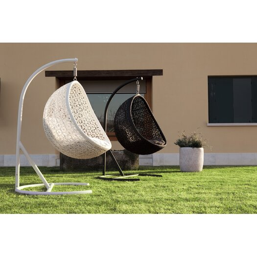 Varaschin Altea Swing Chair with Stand
