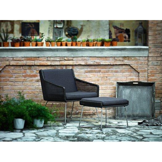 Varaschin Avalon Dining Arm Chair with cushion
