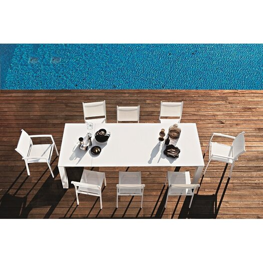 Varaschin Dolmen Extension Dining Table