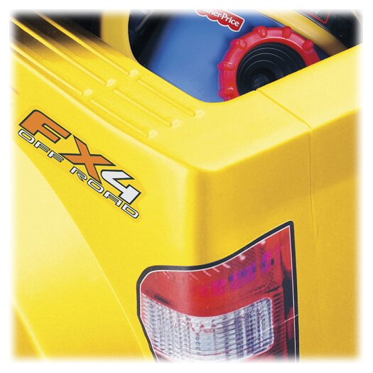 Fisher-Price Power Wheels Ford F150 Pickup 6V Battery Powered Car