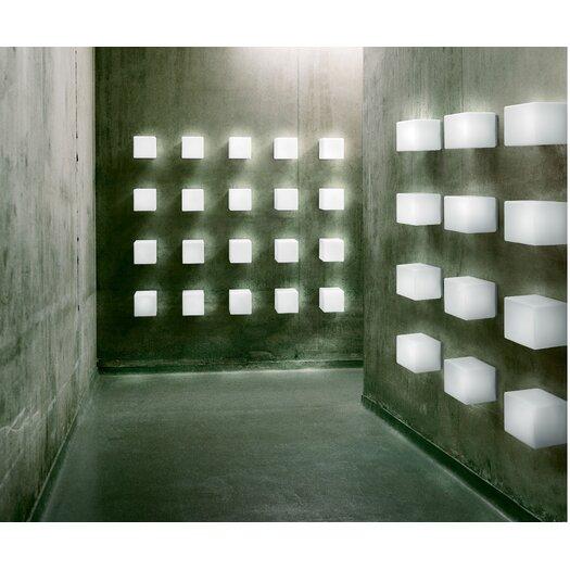 Leucos Cubi Light Wall / Ceiling Light