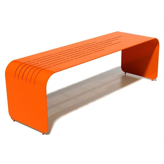 Orange22 Botanist Lines Two Seat Bench