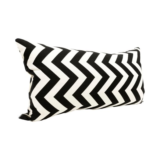 Majestic Home Goods Zig Zag Lumbar Pillow