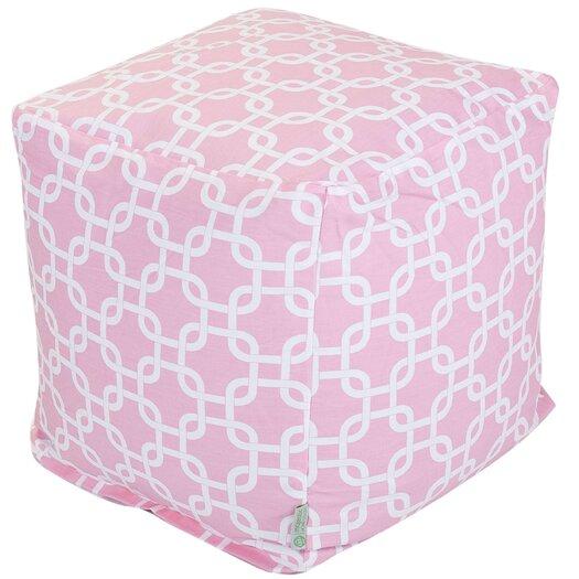 Majestic Home Goods Cube Ottoman